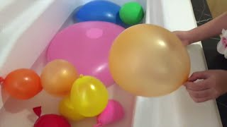 Mainan Anak  Mandi Balon Raksasa Giant Balloon Learn Color for Kids @LifiaTubeHD