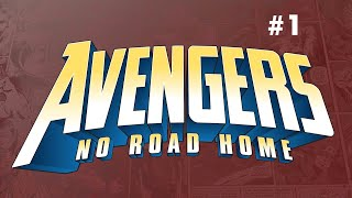 AVENGERS: NO ROAD HOME   Launch Trailer