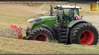 Fendt 1050 Vario /16 Trecker -Rüben-/Maishäckseln/Silieren-Biogasanlage - Maisernte -Biggest Tractor