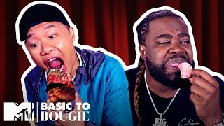 It's Pizza Day, Baby! 🍕   Basic to Bougie Season 2   MTV