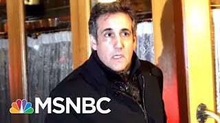 FBI Raid Of Michael Cohen