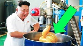 4 erschreckende GEHEIMNISSE über Nordkorea - AUFGEDECKT!