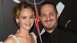 Jennifer Lawrence & Darren Aronofsky SPLIT After Year Of Dating
