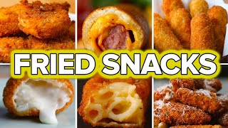 6 Crispy Snacks To Make For Friends