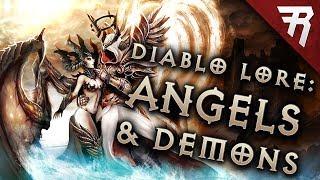 Who Created Angels & Demons? Diablo Lore: Part 1