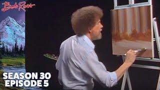 Bob Ross - A Copper Winter (Season 30 Episode 5)