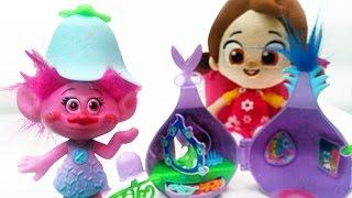 Spielspaß mit Niloya - Wo sind die Trolls? - Wir lernen die englischen Farben