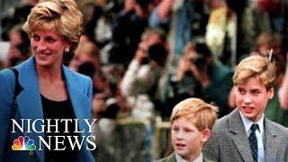 Princess Diana Documentary: Through The Eyes Of Her Children | NBC Nightly News