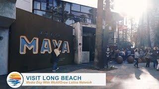 Long Beach CVB Media Day with We All Grow