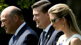 New questions arise over the resignation of Rob Porter