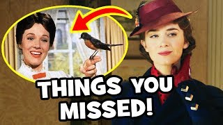 MARY POPPINS RETURNS Trailer Breakdown, Easter Eggs & Things You Missed