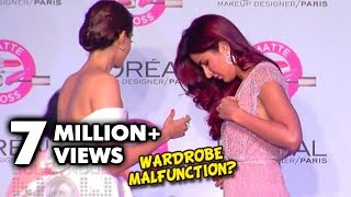 Sonam Kapoor Saves Katrina Kaif From A Wardrobe Malfunction