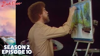 Bob Ross - Lazy River (Season 2 Episode 10)