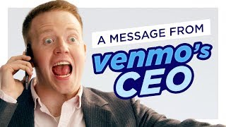 Venmo CEO: We're Fun! |  CH Shorts