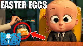 35 Easter Eggs of THE BOSS BABY You Didn