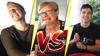 MAMA vs. Theuring vs. Steffi
