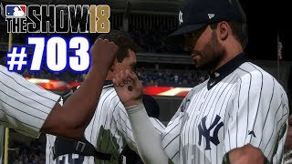 TELL ME WHICH TEAM TO GO TO NEXT!   MLB The Show 18   Road to the Show #703