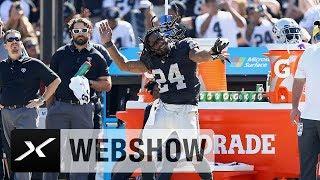 Marshawn Lynch zeigt uns den wahren Beastmode   NFL   Hail Mary   Folge 38   Daniel Herzog
