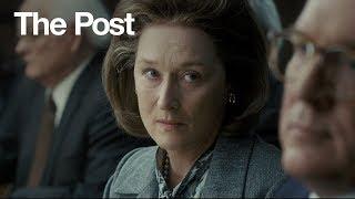 The Post | Now On Digital | 20th Century FOX