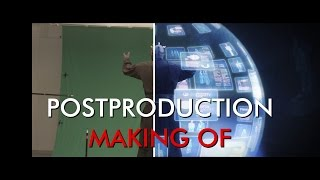 "MAKING OF: Darth Maul: Apprentice ""POSTPRODUCTION"""
