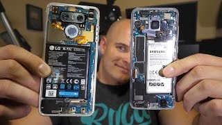 Totally CLEAR LG G6 - Clear Galaxy S8 update!!