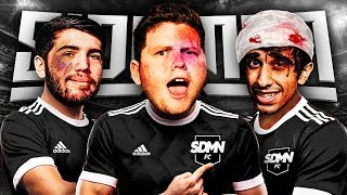 THE SIDEMEN BEEF BEGINS (SDMN Clubs)