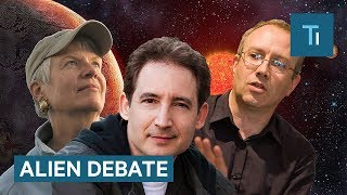3 Leading Scientists Debate: Should We Contact Aliens?