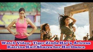 Special Video: Katrina Kaif Shares Hot dance on Social Media