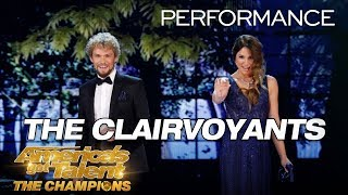 The Clairvoyants: Mind-Readers Reveal Judges