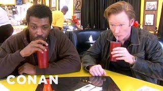 Conan & Deon Cole