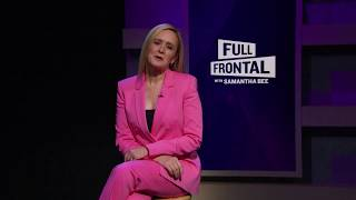 A Penis PSA  | October 11, 2017 | Full Frontal on TBS
