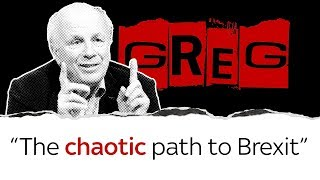 "Greg Dyke asks why Brexit has become ""chaotic"""