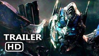 TRANSFORMERS 5 Optimus VS Bumblebee Tv Spot Trailer (2017) Action Blockbuster Movie HD