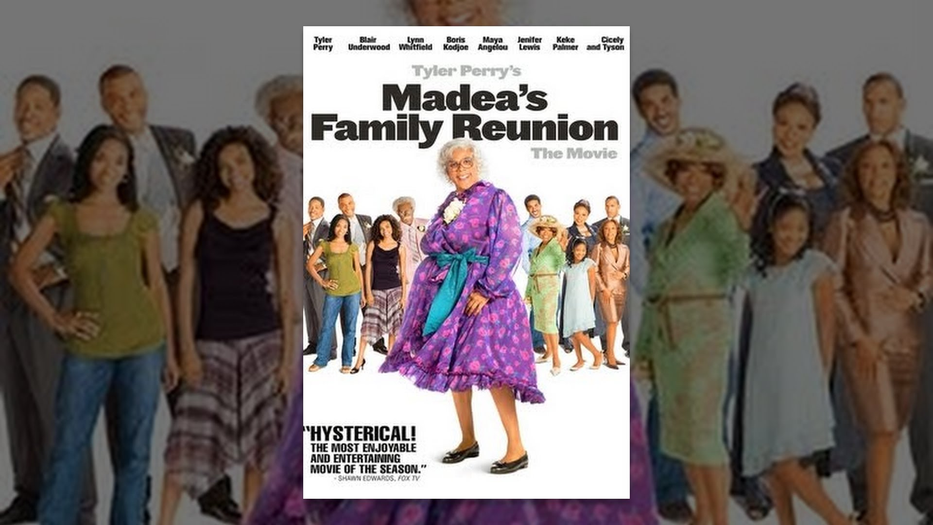 Download Madeas Family Reunion 2006 YIFY Torrent for