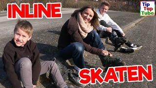 Inline Skating - Mama fliegt auf den A**** Wer kann