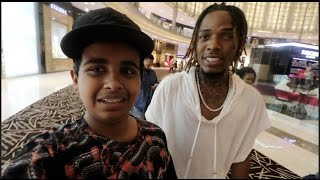 SHOPPING WITH FETTY WAP IN DUBAI 1738