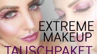 TAUSCHPAKET EXTREM mit Christina Tiger ♡ Sarah Nowak
