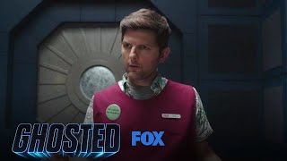 The Bureau Underground Introduce Themselves To Leroy And Max | Season 1 Ep. 1 | GHOSTED
