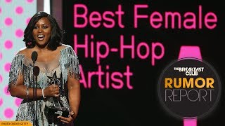 Remy Ma Wins Best Female Hip-Hop Artist at 2017 BET Awards