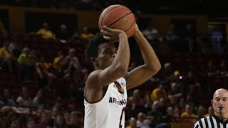 Tra Holder Drops 35 in Arizona State