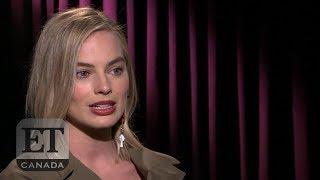 Margot Robbie Talks
