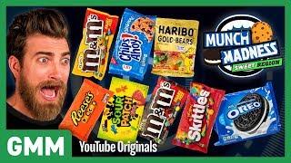 Munch Madness Taste Test: Sweet Snacks
