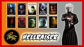 """Saga """"Hellraiser"""": ¿En qué orden debo ver sus películas?"""