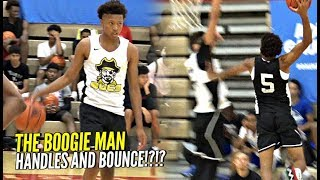 Boogie Ellis SHIFTY PG Has NASTY GAME! Breaking ANKLES at The League by Compton Magic!!