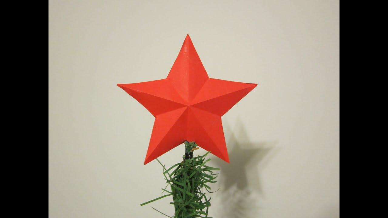 Фото как сделать звезду своими руками