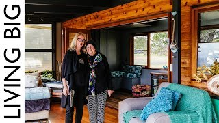Tiny House Designed To Be Elderly / Disability / Mobility Friendly