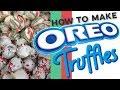 OREO TRUFFLES  (BAKING LIVE WITH KEN