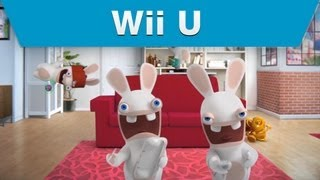 Wii U - Rabbids Land Gamescom Trailer