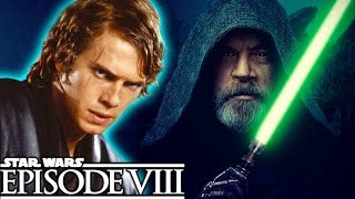 Can Anakin Skywalker be in The Last Jedi?