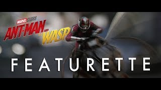 "Marvel Studios' Ant-Man and The Wasp | ""Powers"" Featurette"